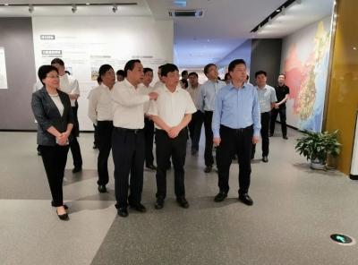 镇江市党政代表团赴南京扬州学习考察 借鉴经验 深化合作 互利共赢 以宁镇扬一体化助推长三角一体化