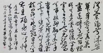 """""""警营书画家""""连续16年办""""节日文化""""公益展示"""