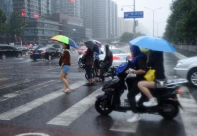 今日江苏淮北地区气温将达36℃,9日起自南向北有降水
