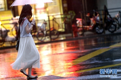 雨雨雨雨雨,将陪伴你接下来的日子
