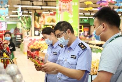 丹徒区市场监管局开展端午节前食品安全检查