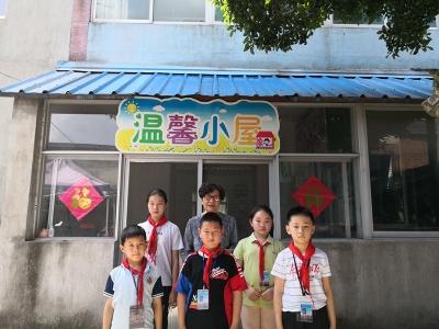 """丹阳退休教师朱筱梅:创办免费校外辅导点,为社区孩子打造""""第二家庭"""""""