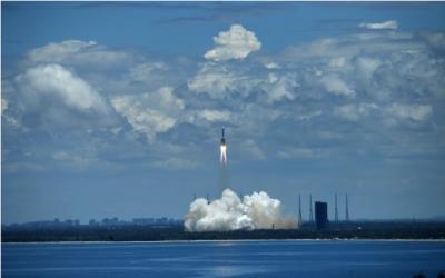 """三国""""使者""""同赴火星 共创人类太空探索新历史"""