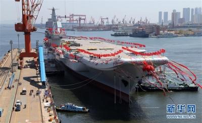 我国造船业三大指标仍居世界首位