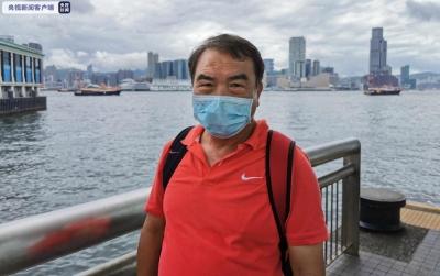 香港各界庆祝回归:希望香港未来能够安定繁荣