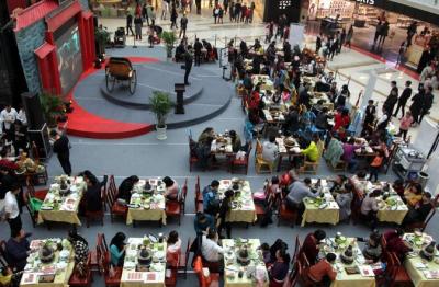 江苏已发放27亿元消费券 撬动社会消费300亿元