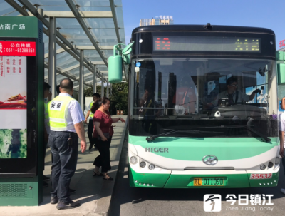 镇江公交81路拥军专线开通在即 将成为城市拥军的靓丽名片