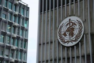 世卫组织:25日全球新增确诊新冠肺炎超28.4万例