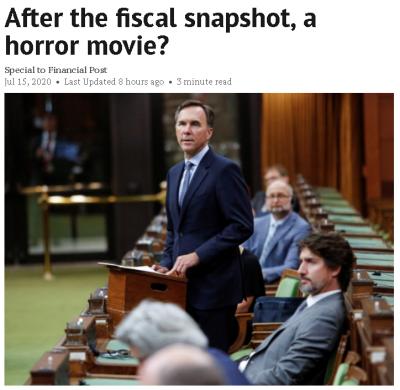 """北美观察丨""""疫情债""""会压垮加拿大经济吗?"""