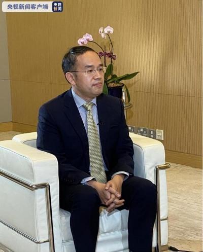 香港特区财经事务及库务局局长许正宇:国安法有力维护香港国际金融中心地位 令香港明天更美好