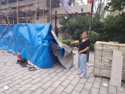 """200余斤工程配件被盗,原是五旬妇女凌晨""""抽空""""所为"""