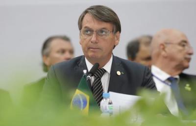 巴西总统博索纳罗新冠病毒检测呈阳性