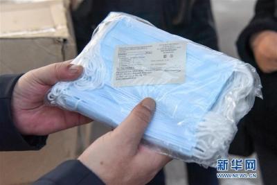 武汉:为5.9万名高考考生发放专用口罩
