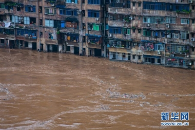 洪灾已致江西34.7万人受灾 8600余人被紧急转移