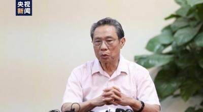 钟南山谈香港疫情防控:应尽快开展全民核酸筛查