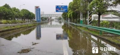 重要通告!因积水禁止通行,开车的朋友速看