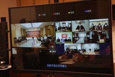 """镇江新区跑出产业强市""""加速度""""  10亿元项目签约至开工仅用45天"""