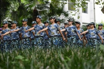 今年军队院校在江苏招生475人 面试和体格检查资格线公布