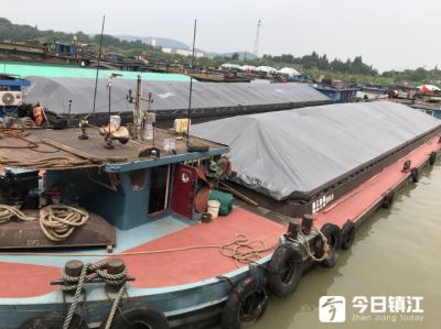 大汛到来,长江大运河水位差达3米!谏壁船闸每日有500余艘船舶滞留