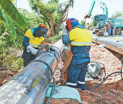 """两大成品油管道项目助力泰国能源供应及区域联通——""""为中国企业的技术实力和敬业精神点赞""""(患难见真情 共同抗疫情)"""