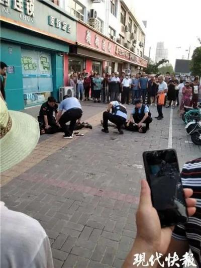 淮安重大暴力袭警案嫌疑人落网 曾致一民警和一辅警牺牲