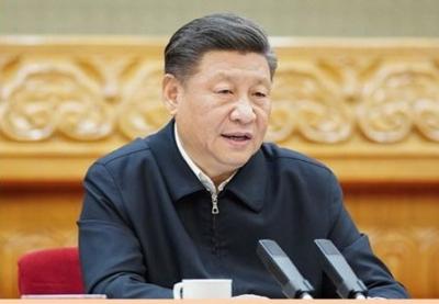 习近平就原越共中央总书记黎可漂逝世向越共中央总书记、国家主席阮富仲致唁电