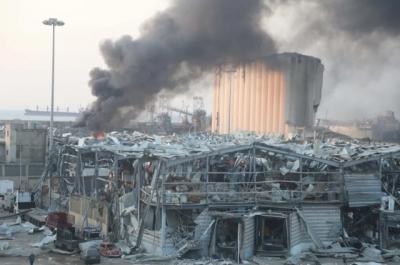 黎巴嫩军方:搜救行动在继续,找到生还者希望渺茫