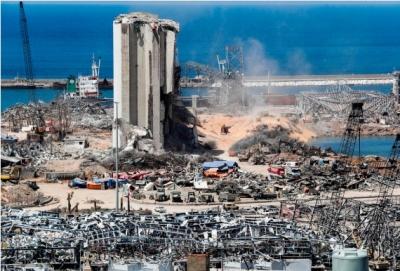 黎巴嫩海关关长因涉嫌贝鲁特港口区爆炸案被逮捕