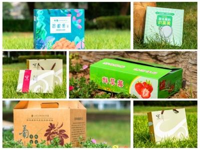 入田间访农户 设计特色包装    这群大学生助力句容果农销售