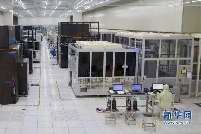 上半年中国电子信息制造业实现营业收入5.14万亿元