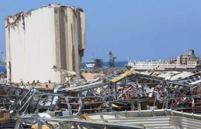 黎巴嫩贝鲁特港恢复运营