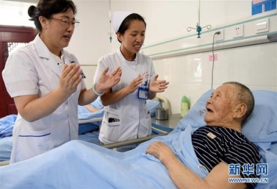 补齐缺口!江苏每千名户籍老年人将有40张床位