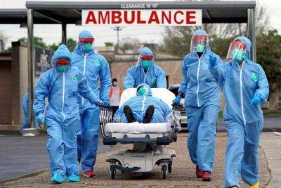 美国两周内近10万儿童感染新冠病毒