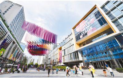 在北京市朝阳区,一条380米长的小街因改造释放出巨大的发展潜能望京小街新生记(产经观察)