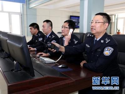 全国市、县两级公安机关已建成执法办案管理中心1274个