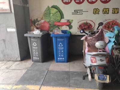 中山桥大润发环境改善  物业愿临时承担部分垃圾清理责任