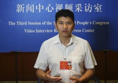李洪亮:融合发展带给农民的好处实实在在