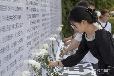 烈士纪念日  白菊献英烈