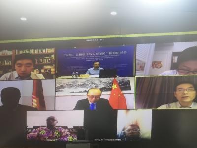 多国代表:反恐是所有国家共同责任 不应双重标准和政治化