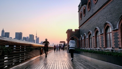 """【大国小鲜@基层之治】上海:老厂区老弄堂华丽""""变身""""凸显城市治理新成效"""