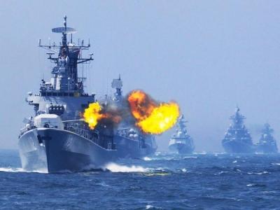 黄海南部9月21日至23日进行实弹射击,禁止驶入