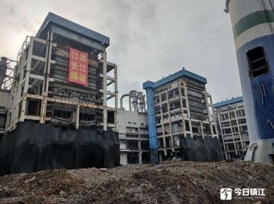镇江警方圆满完成谏壁电厂#7-#10发电机组拆除首次爆破安全保卫工作