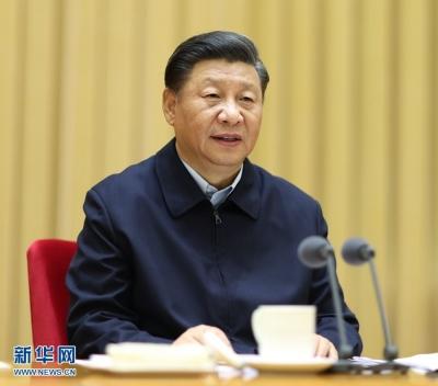 习近平:努力建设新时代中国特色社会主义新疆