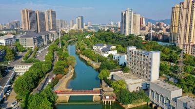 南京金川河廿载治理一朝达标:复活一条河、造福半座城