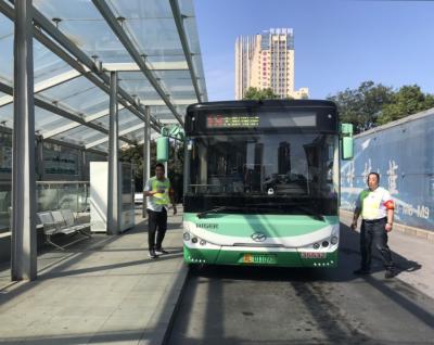 谷阳路改造施工实施交通管制 公交多条线路24日起临时改线