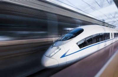 """版图不断扩张,中国高铁""""八纵八横""""已建七成"""