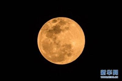 """今年中秋最圆月有些""""小"""",系本年度""""第二小满月"""""""