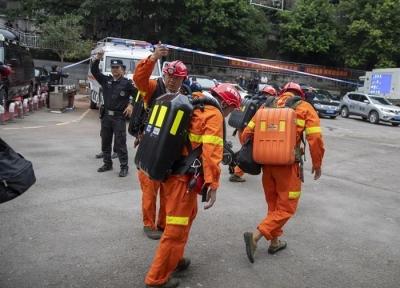 重庆一煤矿一氧化碳超限事故已致16人死亡
