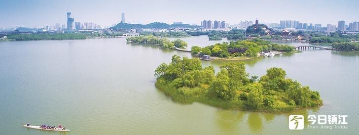为了一江清水永续东流——镇江推进长江大保护工作综述