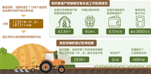 伴随新一轮农村改革的深化——农村产权交易人气旺活力足